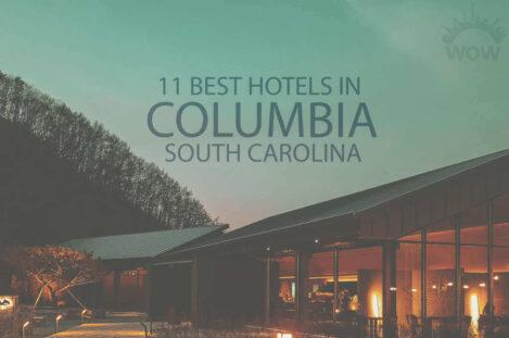 11 Best Hotels in Columbia, South Carolina