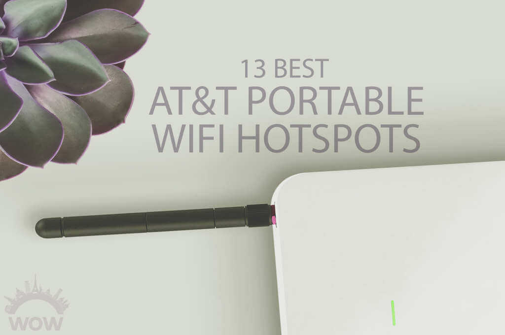 13 Best AT&T Portable WiFi Hotspots