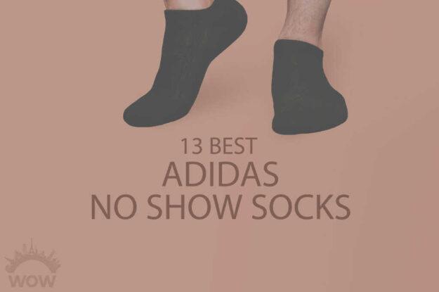 13 Best Adidas No Show Socks