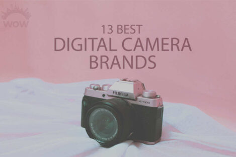 13 Best Digital Camera Brands
