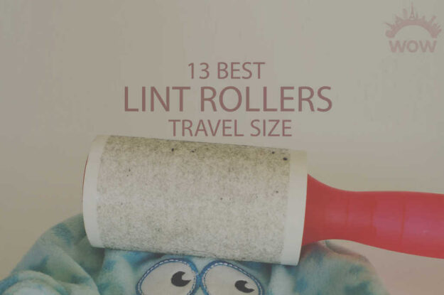 13 Best Lint Rollers Travel Size
