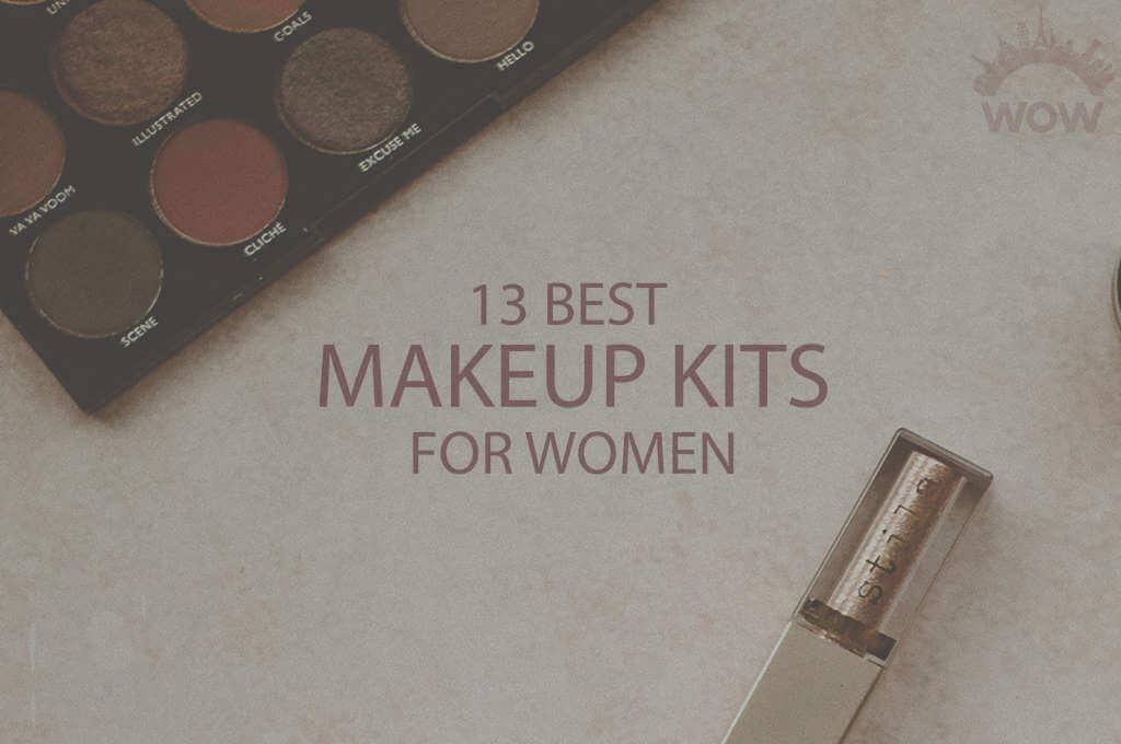 13 Best Makeup Kits for Women