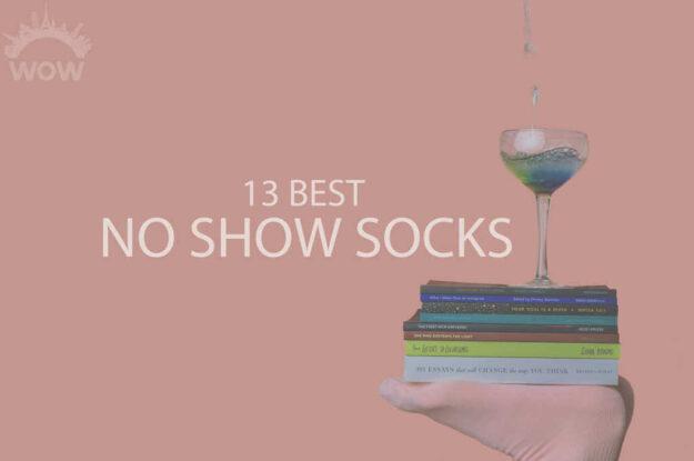 13 Best No Show Socks
