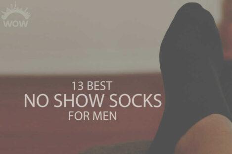 13 Best No Show Socks for Men