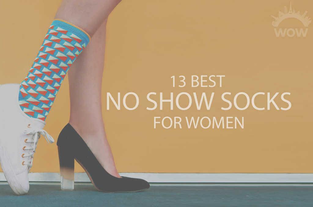 13 Best No Show Socks for Women