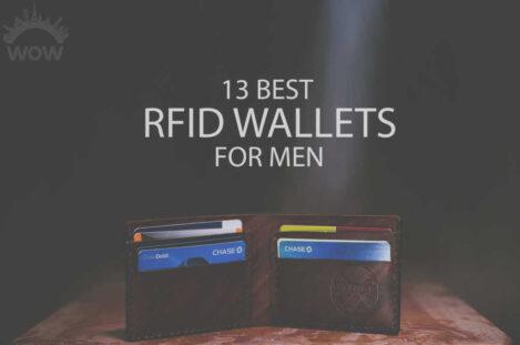 13 Best RFID Wallets for Men