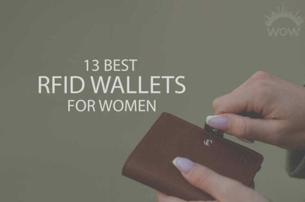 13 Best RFID Wallets for Women
