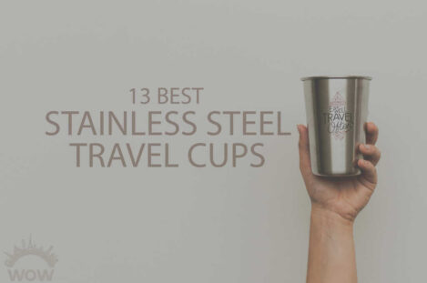 13 Best Stainless Steel Travel Cups