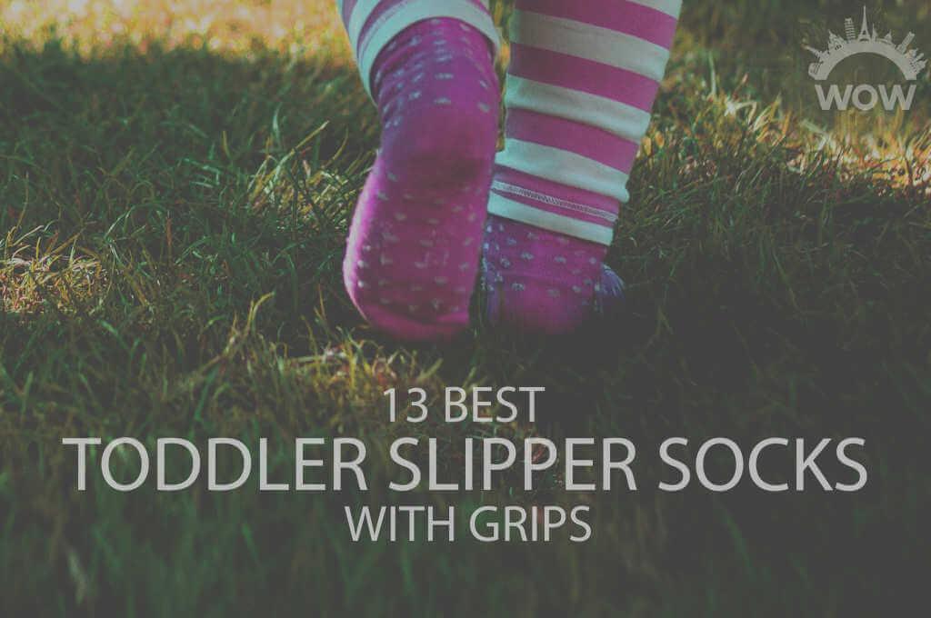 13 Best Toddler Slipper Socks with Grips