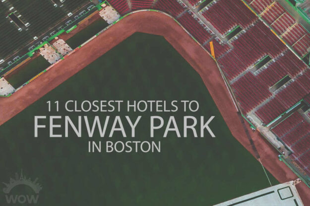 15 Closest Hotels to Fenway Park in Boston