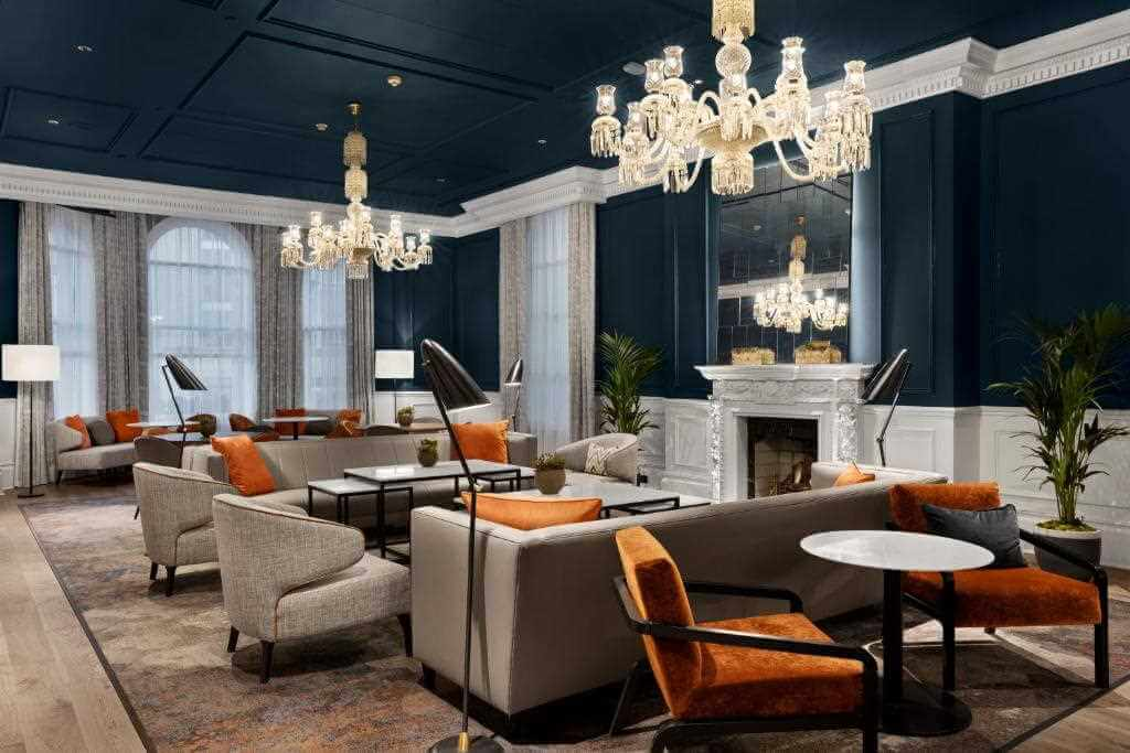 Bristol Marriott Royal Hotel, Bristol, England - by Booking