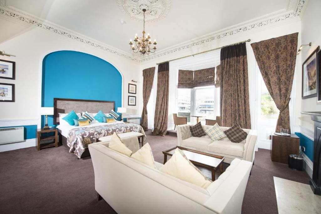 Columba Hotel, Inverness, Scotland - by Booking