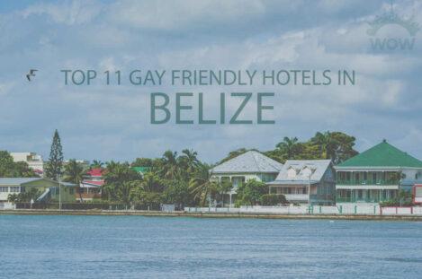 Top 11 Gay Friendly Hotels In Belize