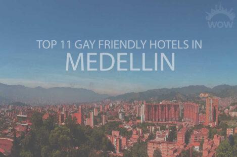 Top 11 Gay Friendly Hotels In Medellin