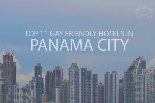 Top 11 Gay Friendly Hotels In Panama City