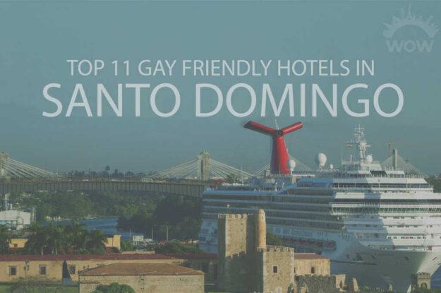 Top 11 Gay Friendly Hotels In Santo Domingo