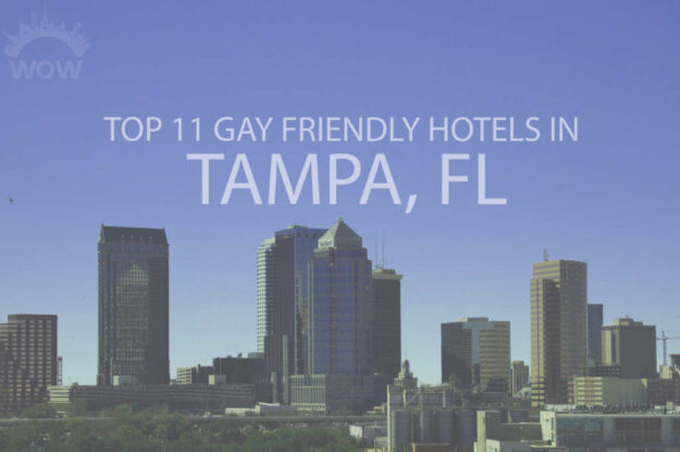 Top 11 Gay Friendly Hotels In Tampa FL