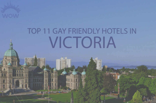 Top 11 Gay Friendly Hotels In Victoria