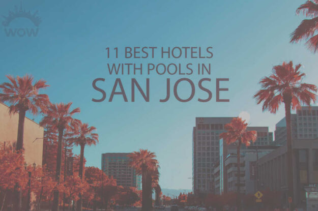 11 Best Hotels with Pools in San Jose