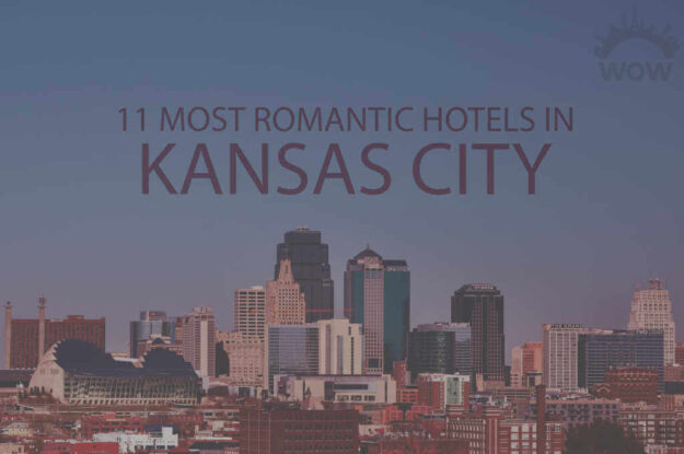 11 Most Romantic Hotels in Kansas City