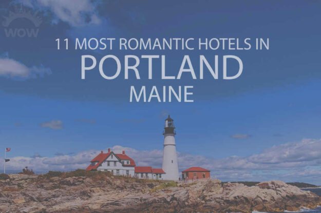 11 Most Romantic Hotels in Portland, Maine