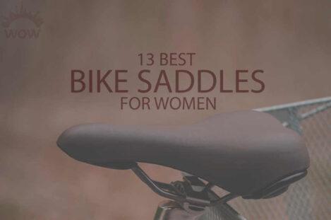 13 Best Bike Saddles for Women