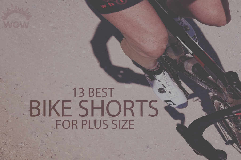 13 Best Bike Shorts for Plus Size