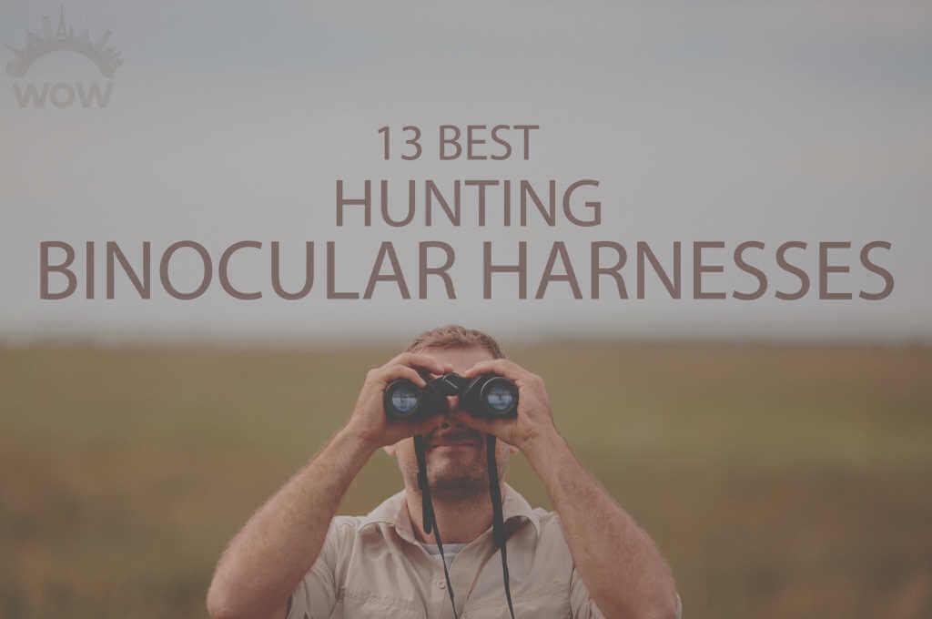 13 Best Hunting Binocular Harnesses
