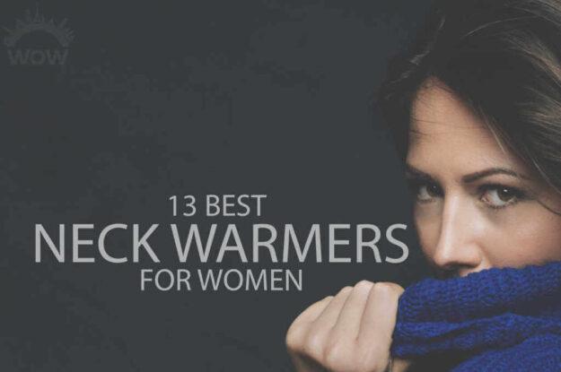 13 Best Neck Warmers for Women