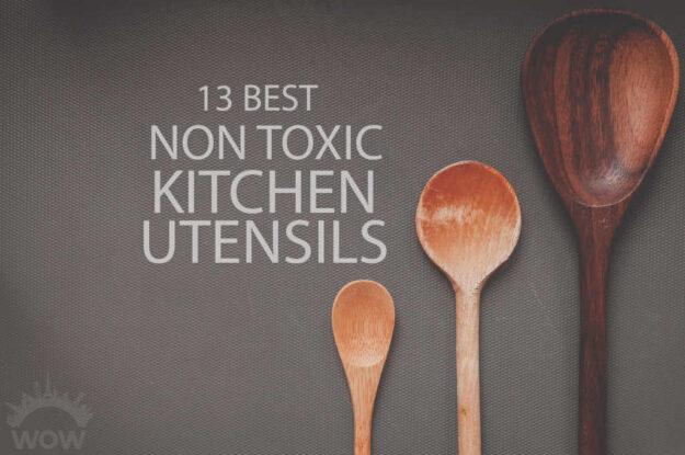 13 Best Non Toxic Kitchen Utensils