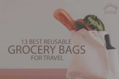 13 Best Reusable Grocery Bags for Travel