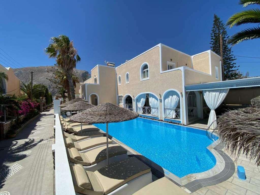 Dioskouri Art Villas, Santorini - by Booking