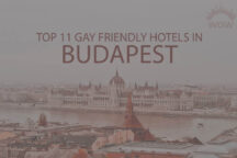 Top 11 Gay Friendly Hotels in Budapest