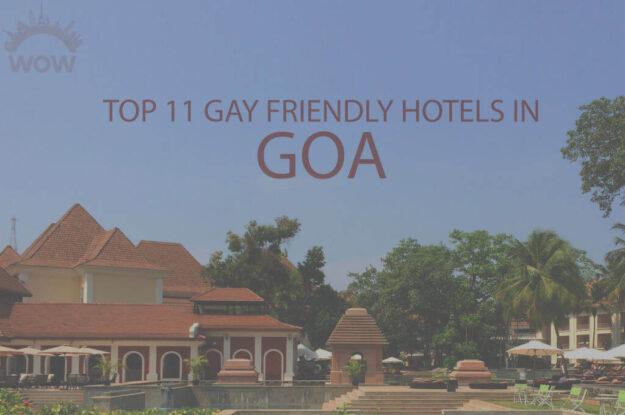 Top 11 Gay Friendly Hotels in Goa