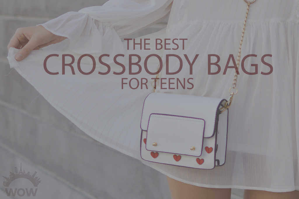 13 Best Crossbody Bags for Teens