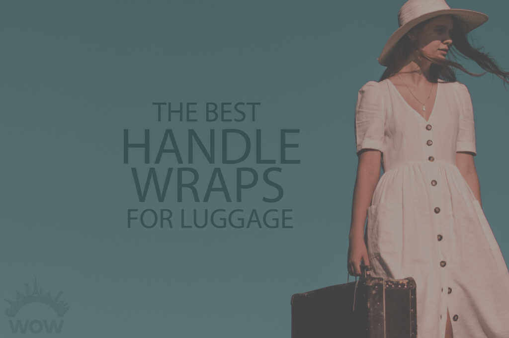 13 Best Handle Wraps for Luggage