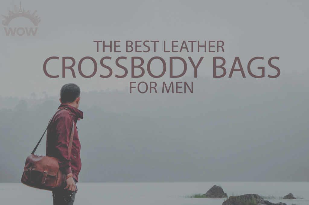 13 Best Leather Crossbody Bags for Men