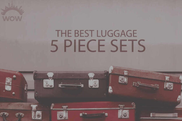 13 Best Luggage 5 Piece Sets