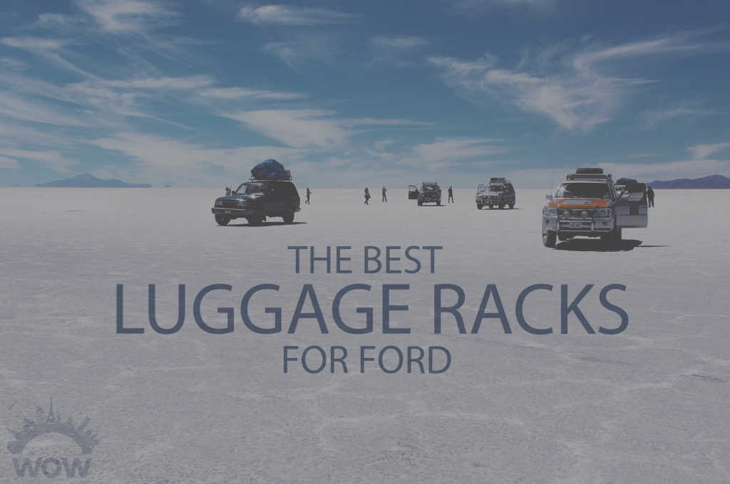 13 Best Luggage Racks for Ford