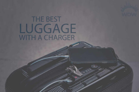 13 Best Luggage with a Charger