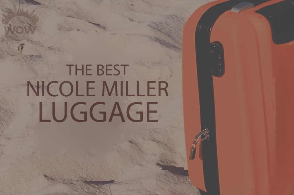13 Best Nicole Miller Luggage
