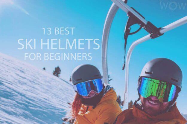 13 Best Ski Helmets For Beginners