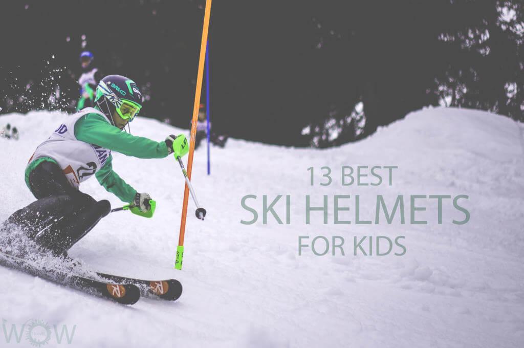 13 Best Ski Helmets For Kids