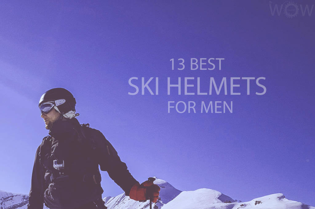 13 Best Ski Helmets For Men