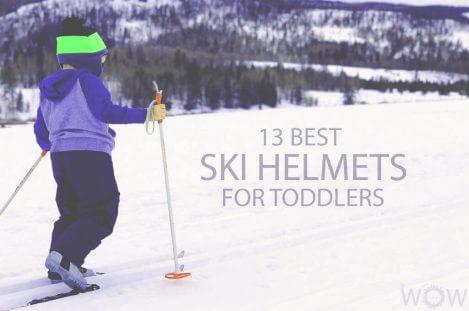 13 Best Ski Helmets For Toddlers