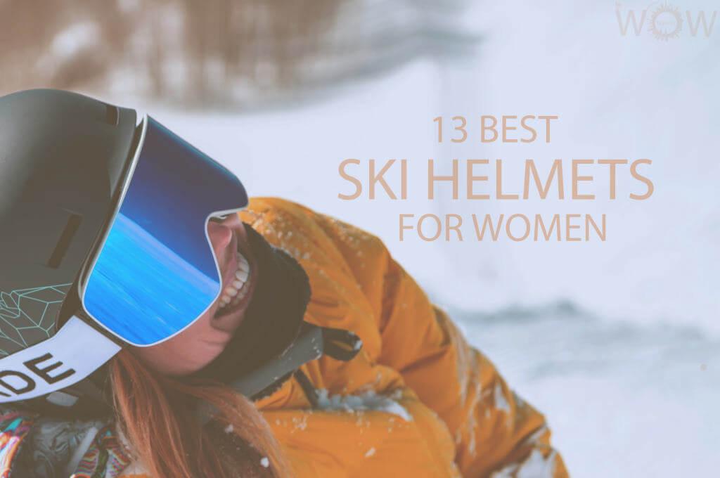 13 Best Ski Helmets For Women