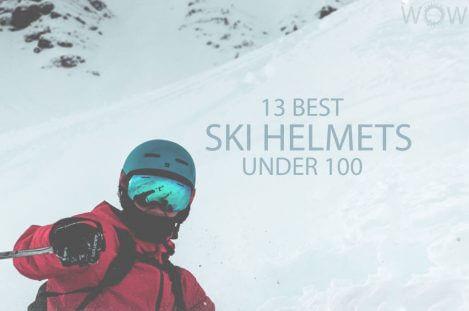 13 Best Ski Helmets Under 100