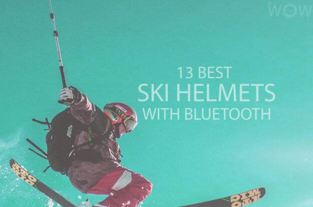 13 Best Ski Helmets With Bluetooth