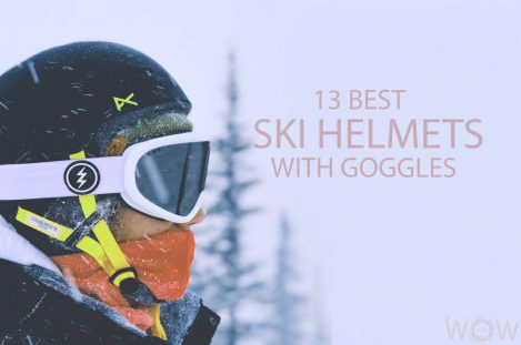 13 Best Ski Helmets With Goggles