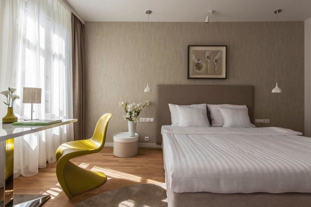 Casati Budapest Hotel Superior - by Booking